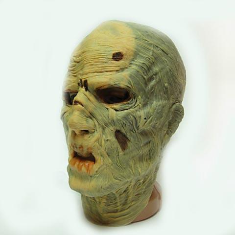 Готовим лицо дл костюма мумии