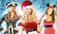Самые популярные костюмы на Новый Год для девушек