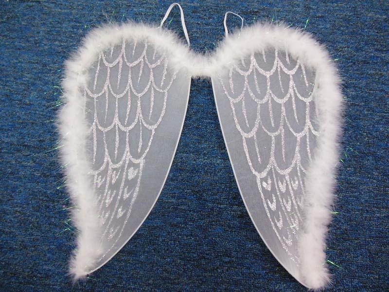 Крылья с петлями для рук