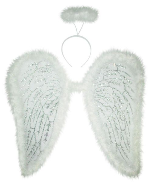 Как сделать крылья для ангела своими руками