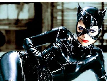 Мишель Пфайфер в роли женщины кошки