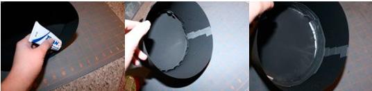 Сделать цилиндр своими руками из бумаги пошаговое фото 18