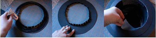 Сделать цилиндр своими руками из бумаги пошаговое фото 42