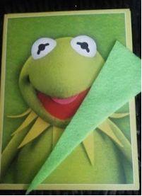 шьем кофту для костюма лягушки