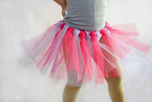 юбка-пачка для девочки готова