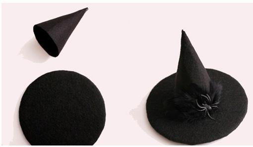 Шляпка с остроконечной тульей
