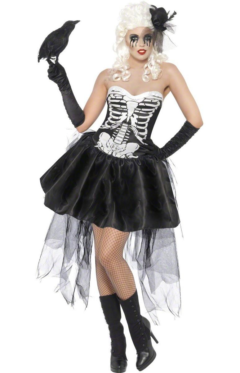 Костюмы для хэллоуина фото для девочек своими руками