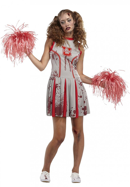 Zombie barbie costume ideas