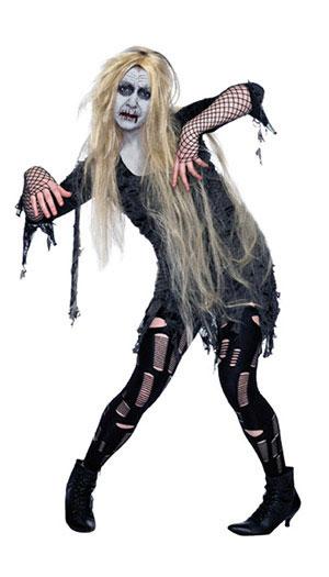 Костюм зомби на хэллоуин своими руками фото
