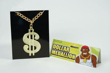Доллар на цепи