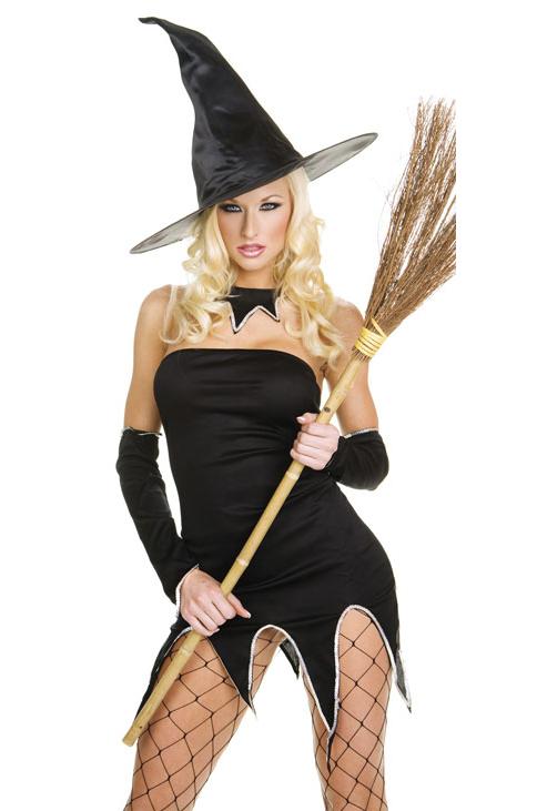 Костюм тыквенной ведьмочки