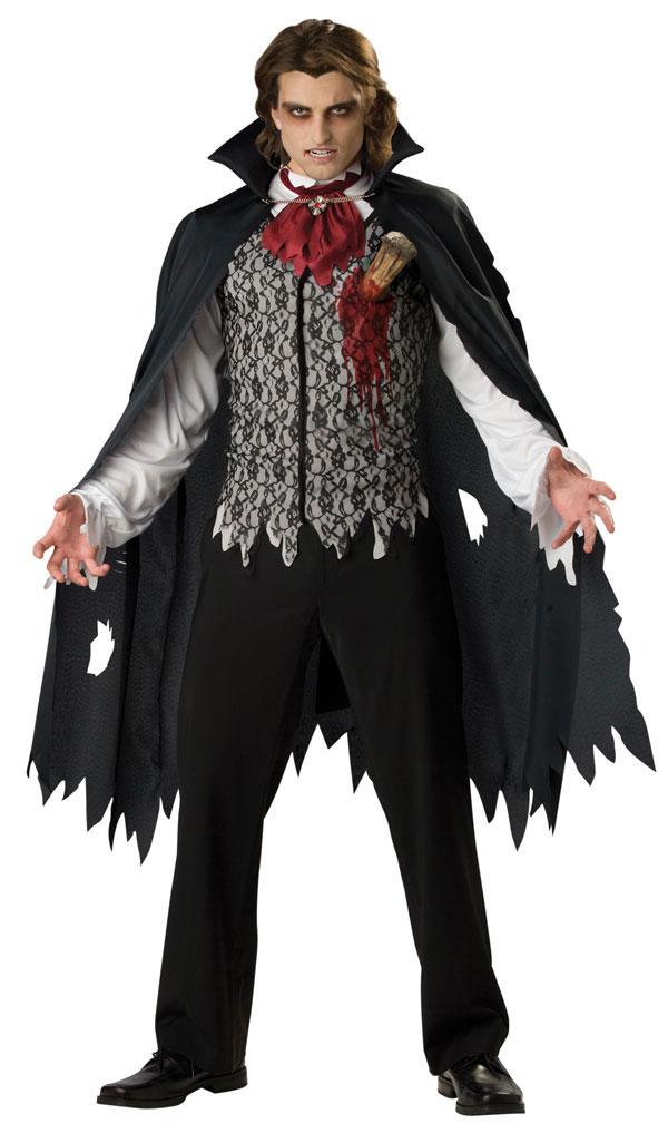 Костюм вампира делюкс