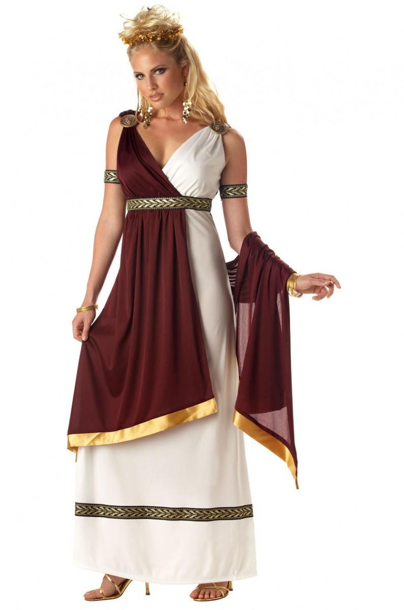Костюм римской принцессы