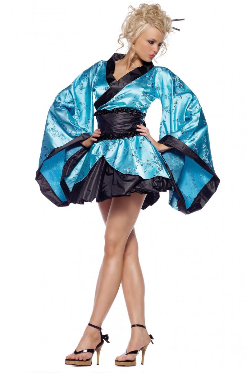 Костюм загадочной гейши