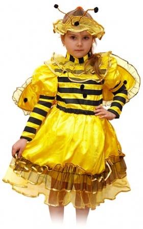 Костюм маленькой пчелки