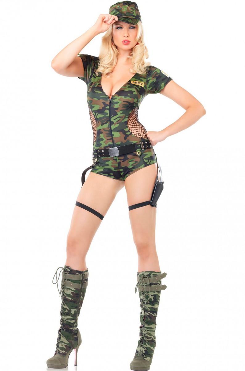 Костюм солдат Джейн