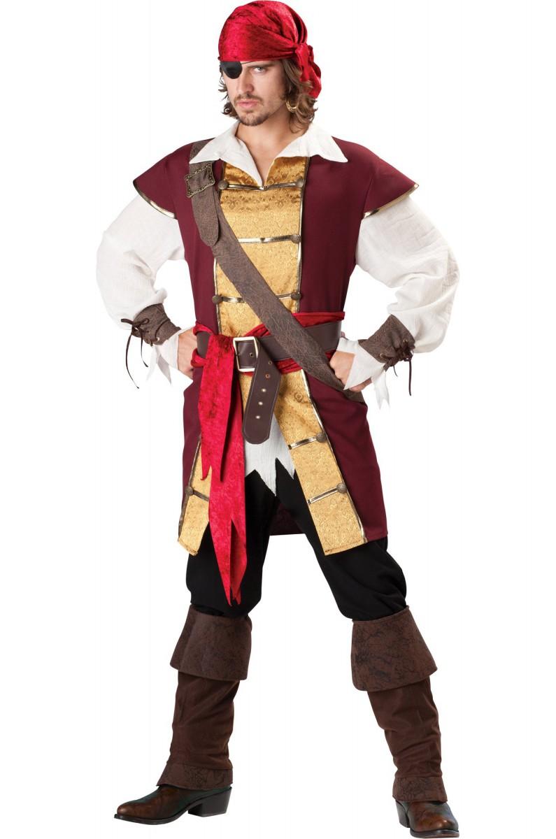 Костюм карибского пирата