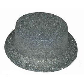 Цилиндр серебряный