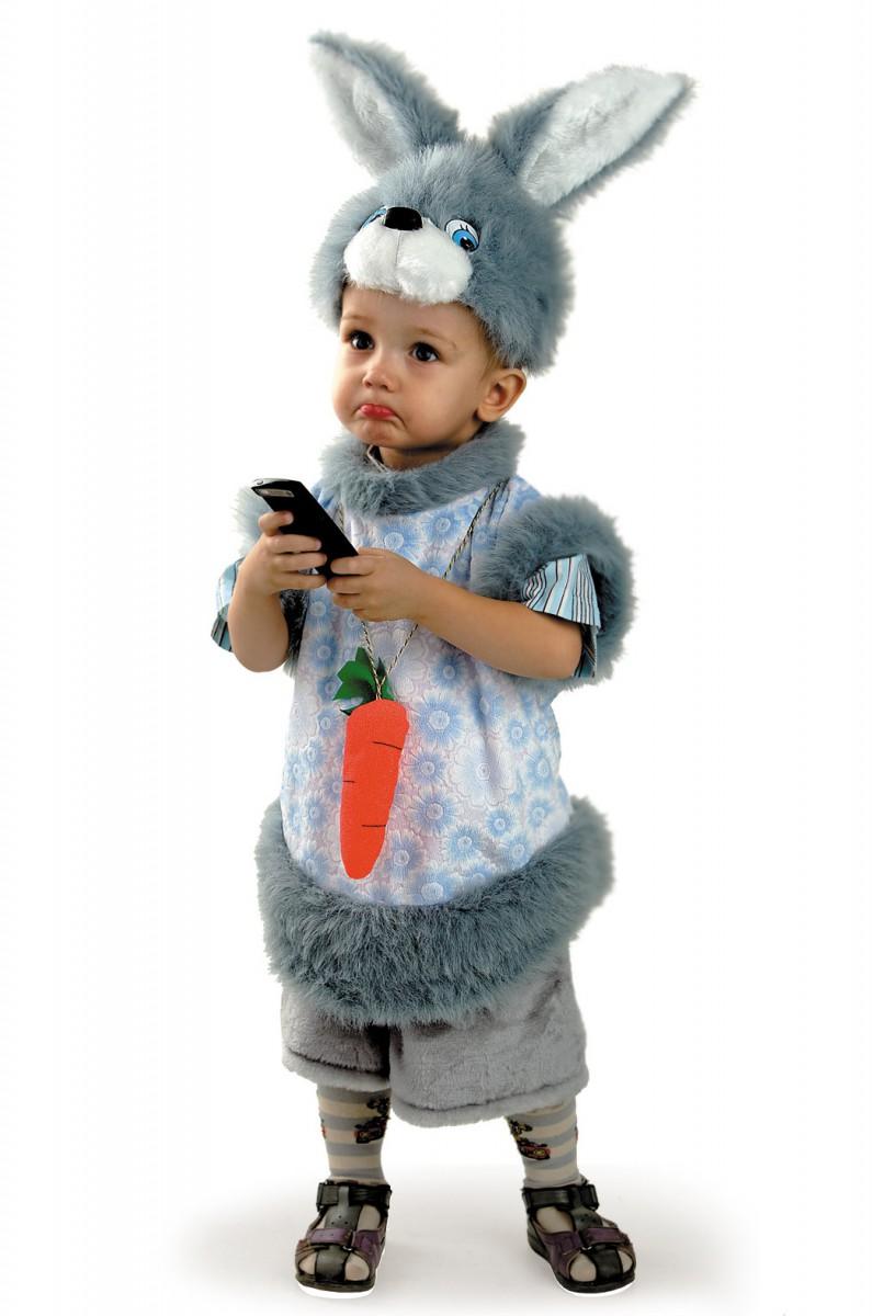 Как сделать костюм зайчика в домашних условиях