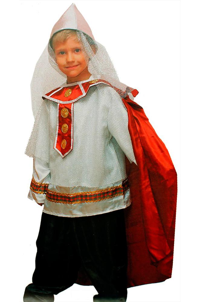 Как сделать костюм богатыря на новый год