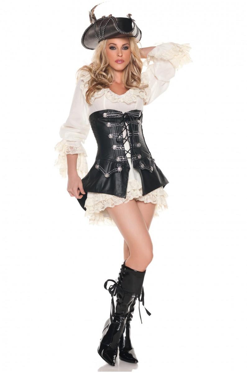 Костюм пиратки-шалуньи