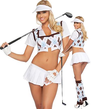 Костюм гольфистки
