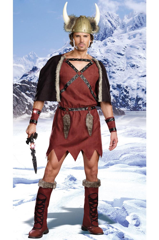 Костюм викинга-воина