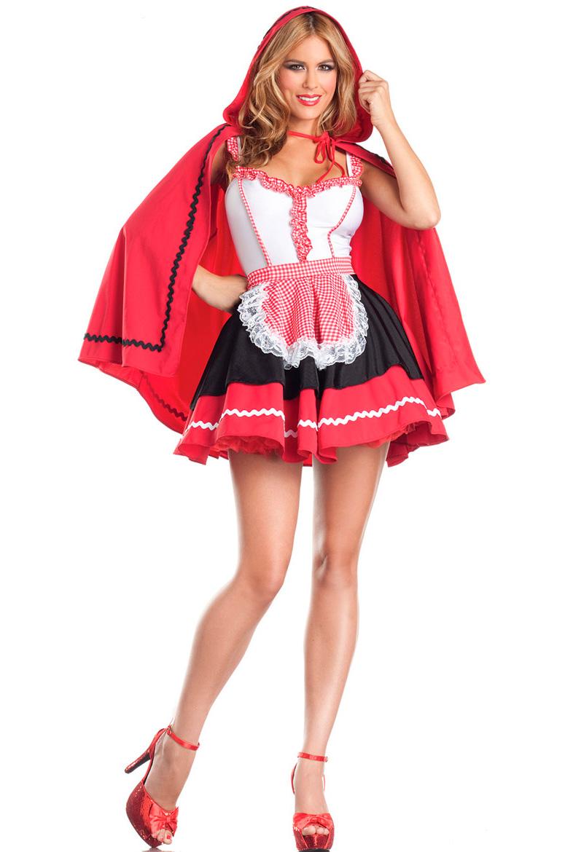 Сексуальная девочка в костюме красная шапочка секс смотреть онлайн 4 фотография