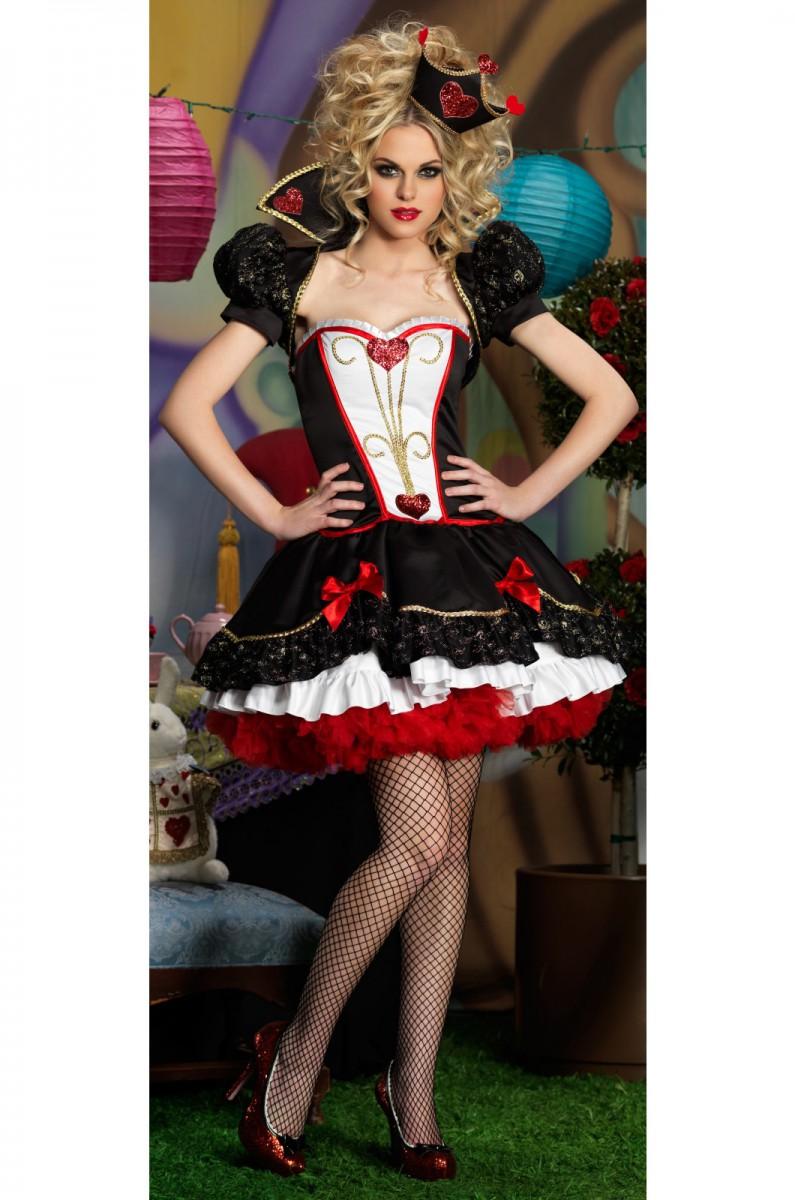Костюм темной королевы черви купить в интернет-магазине ... - photo#28