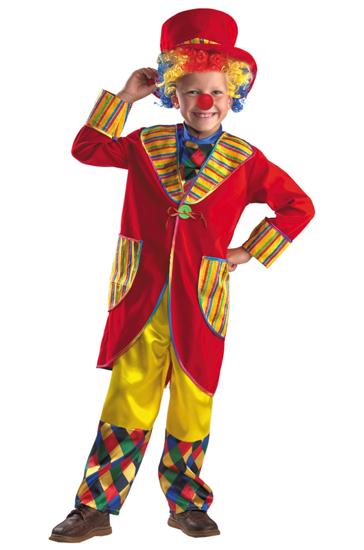 Костюм клоуна Франта