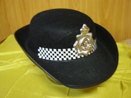 Шляпа Леди-коп