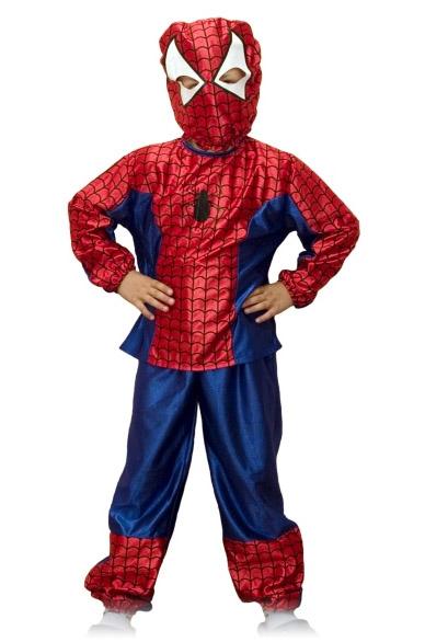 Костюм человека-паука бэби