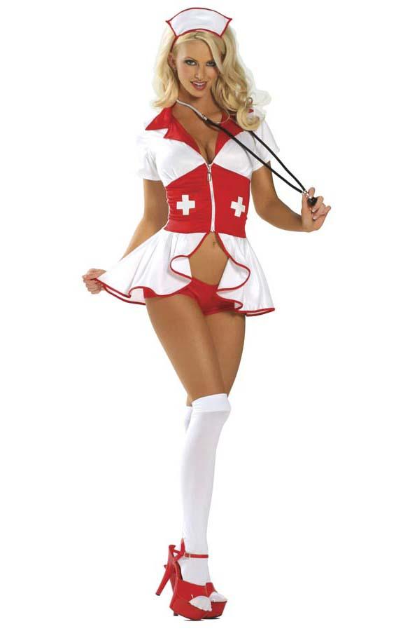 Костюм гламурной медсестры