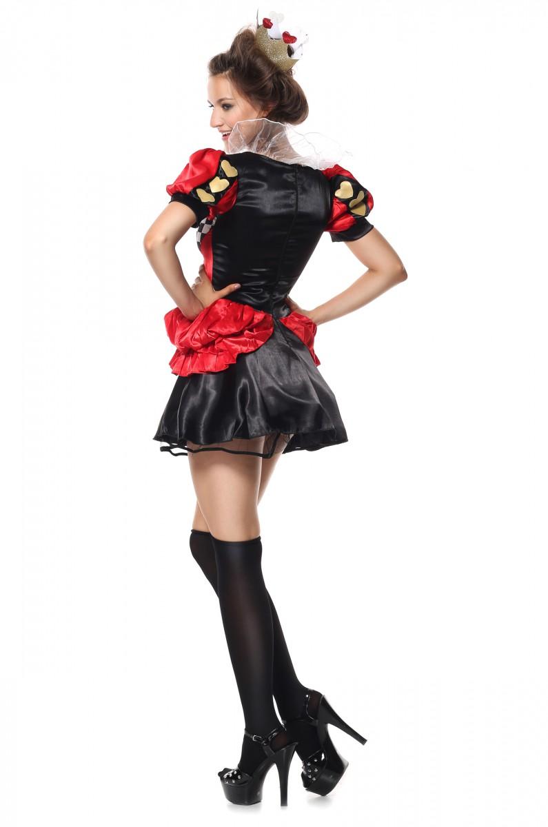 Червовая королева костюм своими руками фото 607