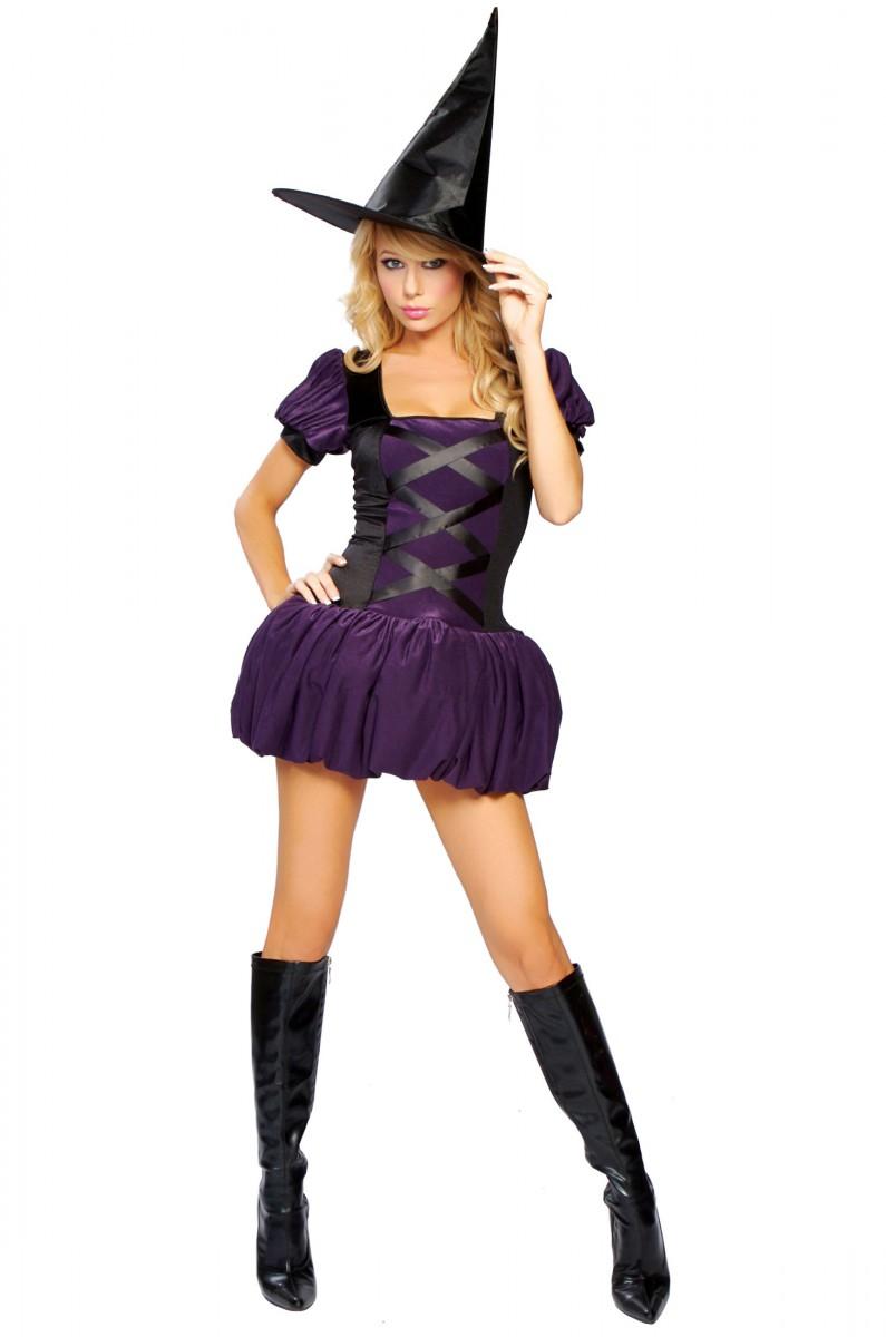 Хэллоуин костюм ведьмы своими руками фото