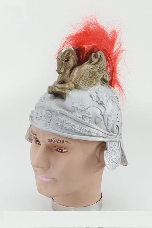 Шлем римский резиновый