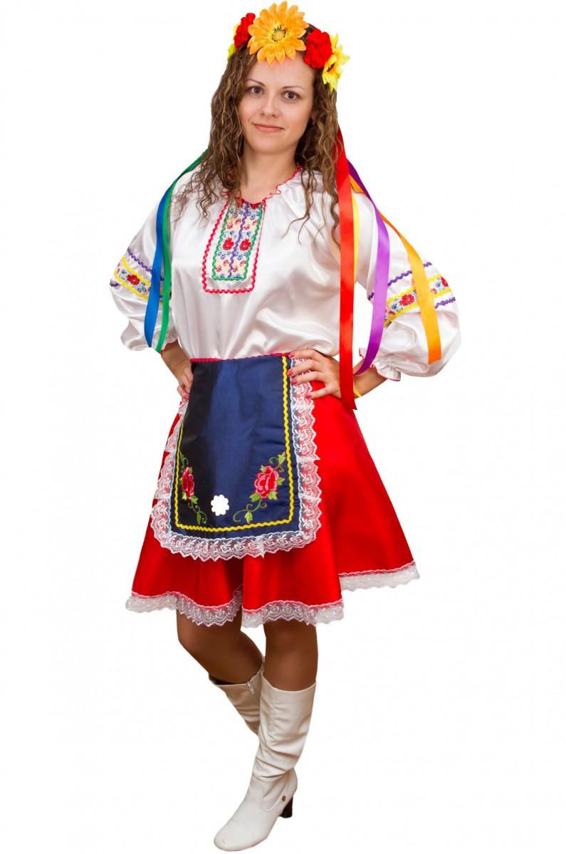 Очаровательная украинка