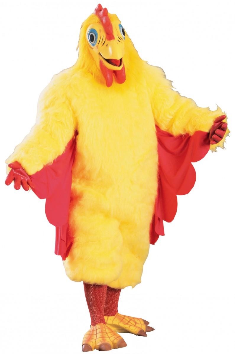 Большой цыпленок