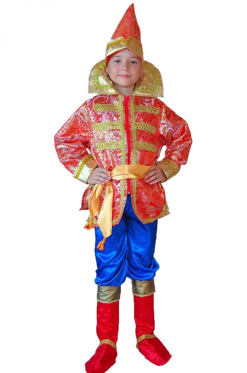 Как сделать костюм царевича своими руками 170
