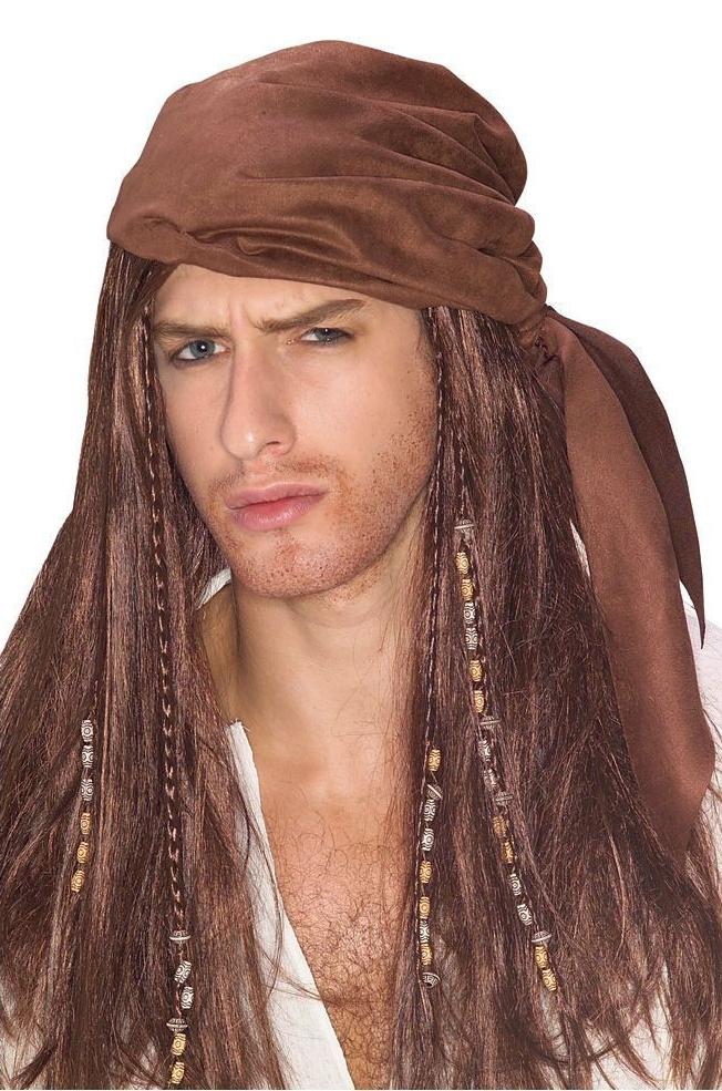 Пиратский парик