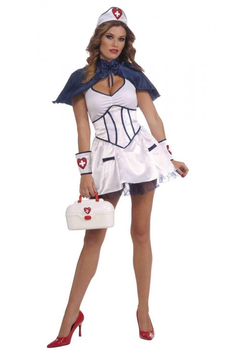Шальная Медсестра