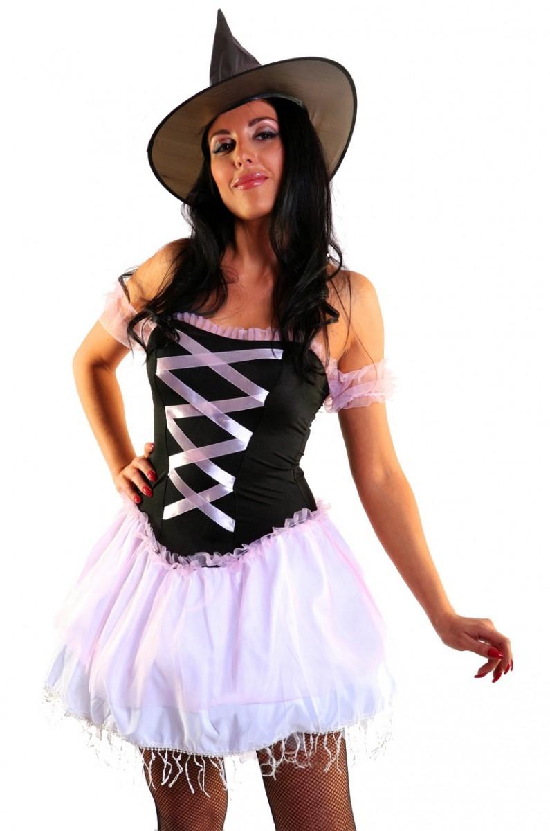 Гламурная ведьмочка