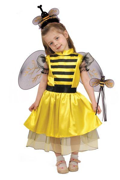 Костюм пчелки малышки