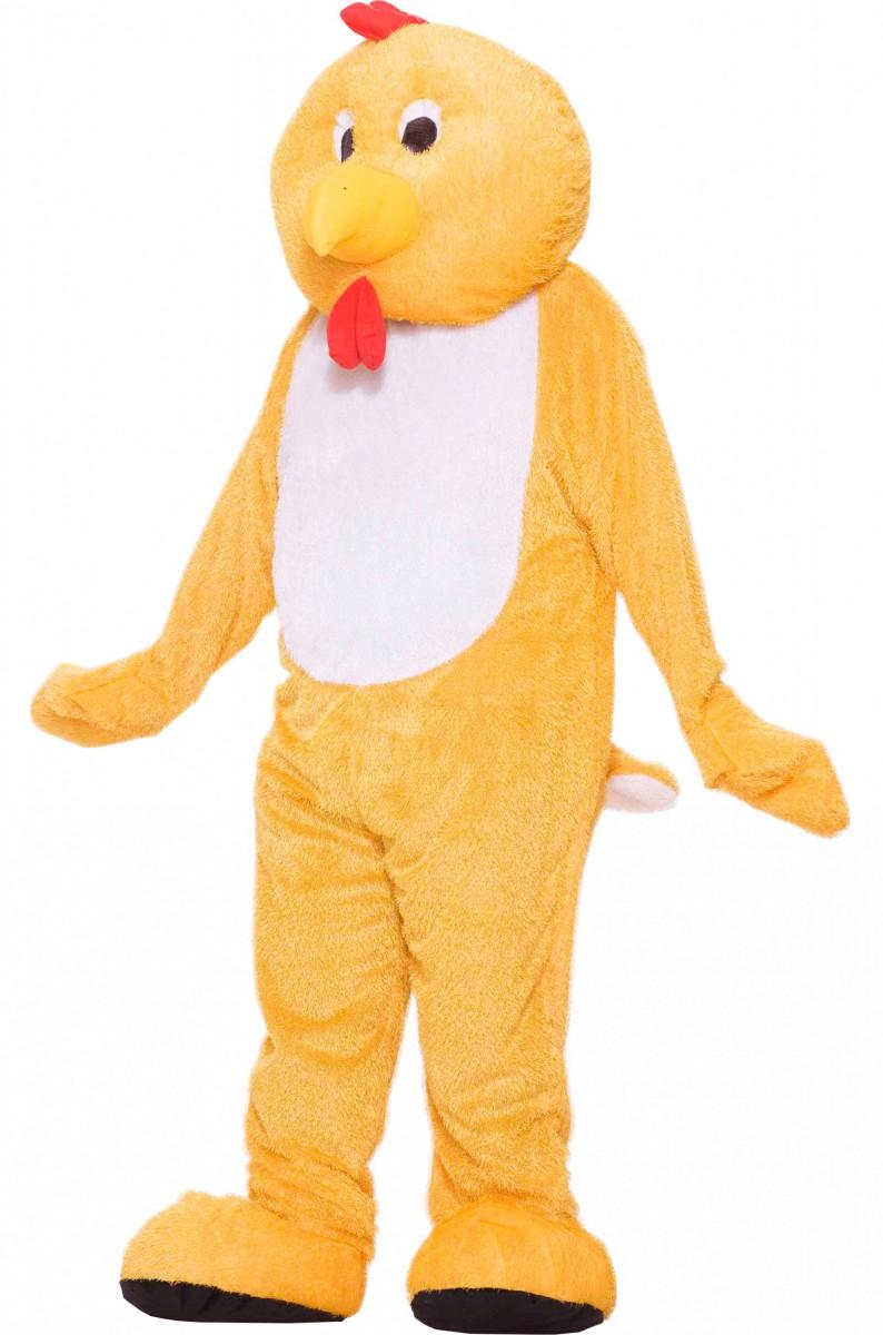 Плюшевый цыпленок