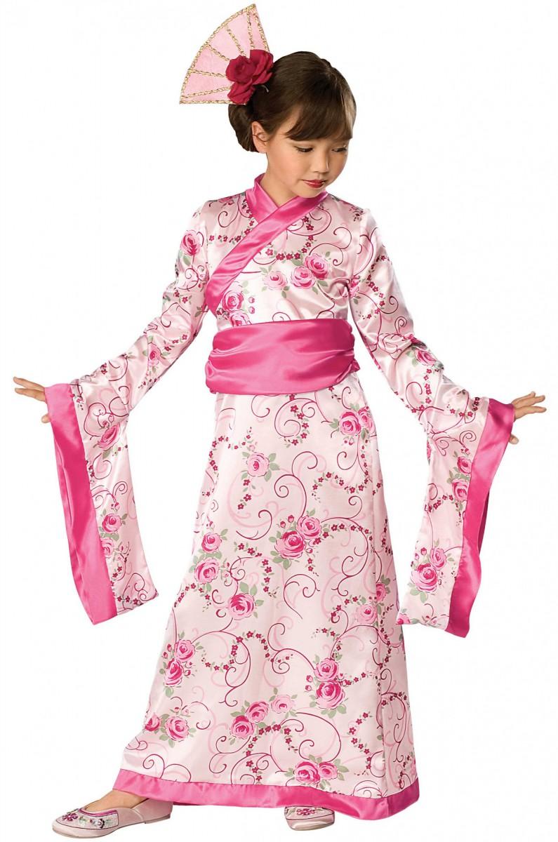Милая азиатка