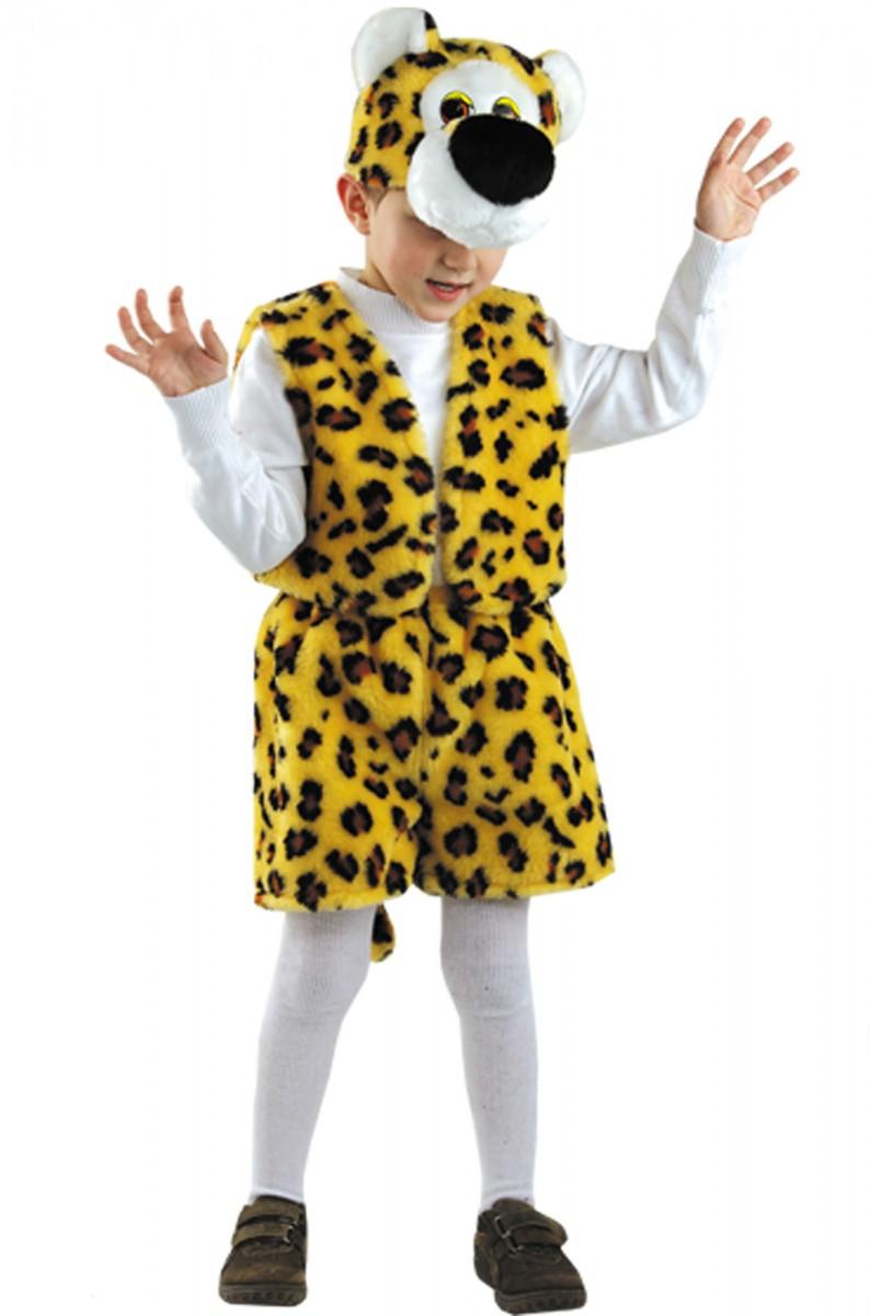 Костюм малыша леопарда