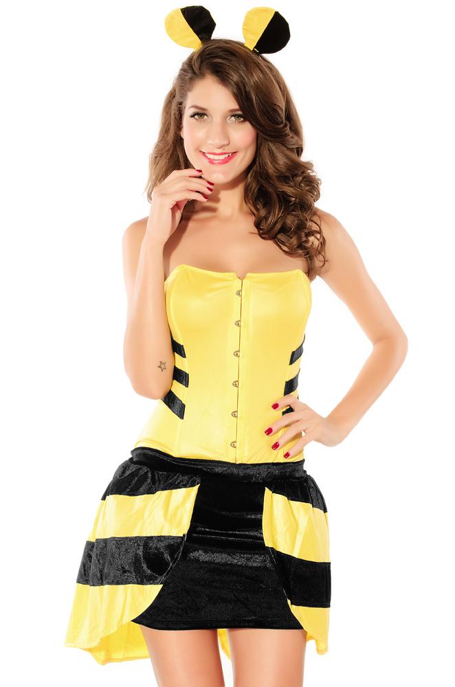 457Костюм пчелка майя