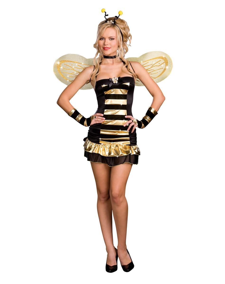 Костюм диско пчелка