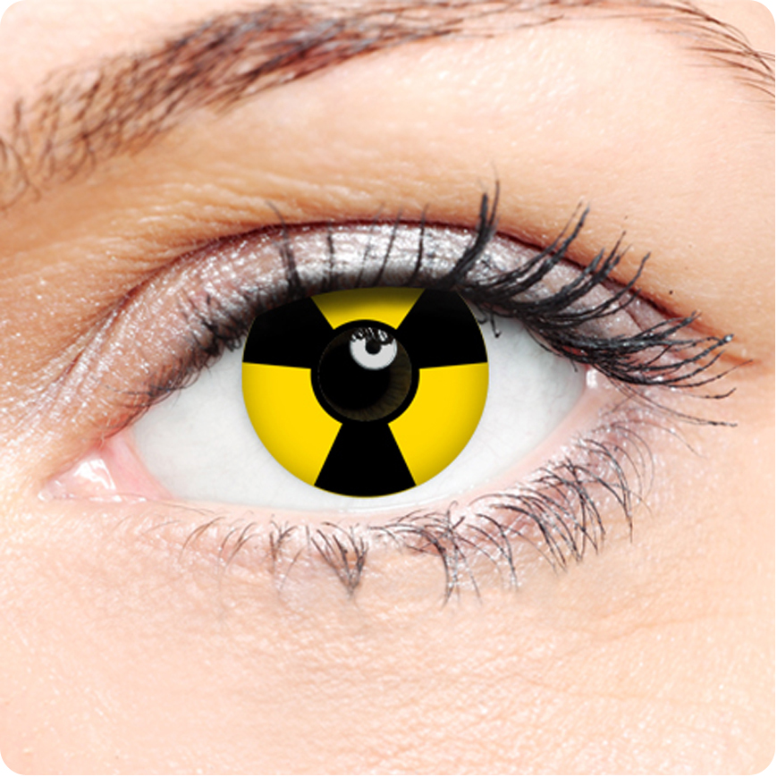 Линзы Радиация