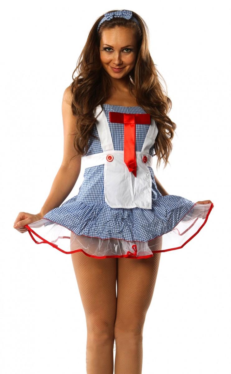 Платья школьницы